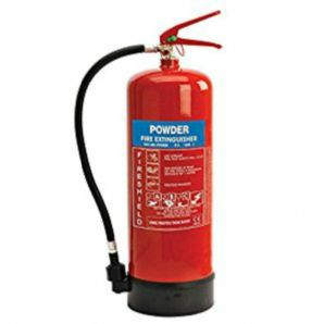 4kg dry powder portable fire extinguisher